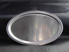 Vtg. Skara Stal Sweden Stainless Steel - mid century - Small Serving Platter