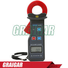 ETCR6300D-DC Clamp Leaker/DC Leakage Current Clamp Meter 0.0mA~6.00A DC