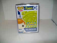 Funko Pop Stacks: Plastic Protector Case with Interlocking Lid