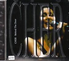 CHER + CD + Behind The Door + Tolles Album mit 14 starken Songs + NEU +