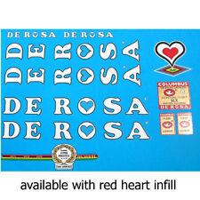De Rosa Derosa mid 80s decal set - complete! New!