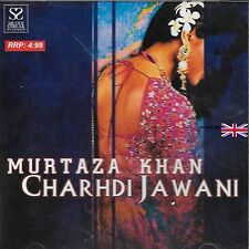 MURTAZA KHAN - CHARHDI JAWANI - NEW PAKISTANI SUPER HIT SONGS SOUND TRACK CD