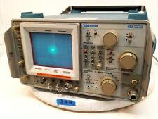 Tektronix 492 Portable Compact Spectrum Analyzer 50 Khz 21 Ghz Power Tested 222