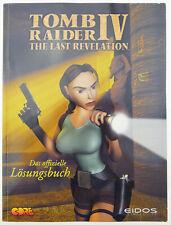 Tomb Raider IV 4 | Spieleberater Das offizielle Lösungsbuch Deutsch