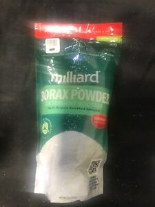 MILLIARD Borax Powder - Pure Multi-Purpose Cleaner 2 lb. Bag