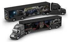 NASCAR hauler equipo transportador * Batman vs. Superman * dale earnhardt jr. - 1:64