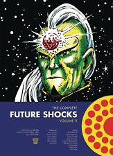 COMPLETE FUTURE SHOCKS VOL #1 TPB Science Fiction Comics Rebellion / 2000AD TP