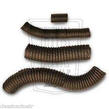 1970-81 CAMARO Z28 A/C FLEX HOSE DUCT SET AC Air Conditioning Chevy Z-28 Z28