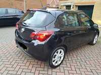 Vauxhall Corsa E 1.4 petrol 2016 CHEAP TAX, IDEAL FIRST CAR