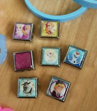 Create bracelets and rings with Frozen charms - Attic Storage