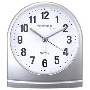Technoline Quarzwecker Modell SL, analog, schleichender Sekundenzeiger