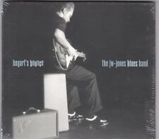JW Jones Blues Band  # Bogart's bounce #   CD NUOVO SIGILLATO