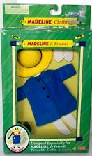 Madeline & Friends Coat Hat Shoes Gloves Doll Clothes 2000 Nrfb