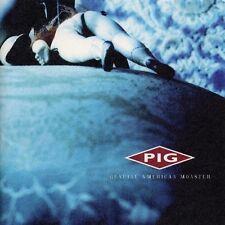 PIG Genuine American Monster CD 2002
