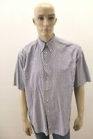 Camicia EMPORIO ARMANI Uomo Chemise Shirt Man Taglia Size L