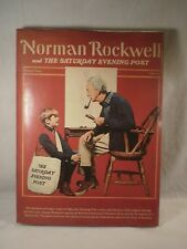 Norman Rockwell The Saturday Evening Post Hardback Book The Later Years1943-1971