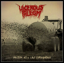 Ulcerous Phlegm : Phlegm As a Last Consequence CD (2015) ***NEW*** Amazing Value