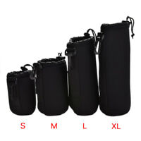 Neoprene Waterproof Soft Camera Lens Pouch Storage Bag Case Size- S M L XL Sn