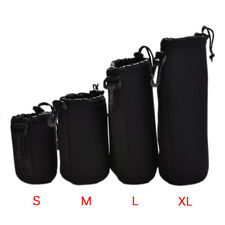 Neoprene Waterproof Soft Camera Lens Pouch Storage Bag Case Size- S M L XL NTAU