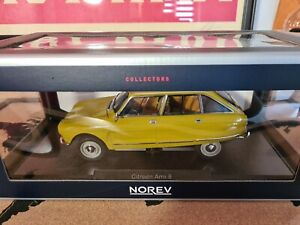 RARE 1/18 Norev Citroën Ami 8 Club 1969 (Read description)