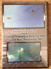 Brand New Venezuela and Chile PKRA World Cup kitesurfing DVD