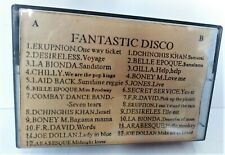 Fantastic Disco SUPERHITS 1975 - 1875 Cassette Tapes RARE Vintage collection old