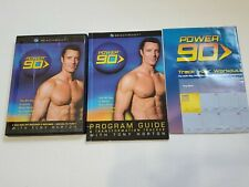 New listing Power 90: Tony Horton The 90 Day In-Home Boot Camp Total Body Transformation