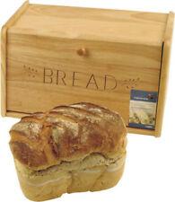 Boites en bois à pain, huches et paniers pour le rangement de la cuisine Cuisine