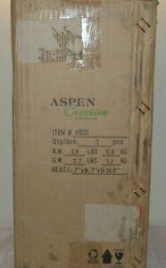 "Aspen Creative Mini Pendant Led Light Source - Brushed Nickel - W 4.75"" x H 58"""