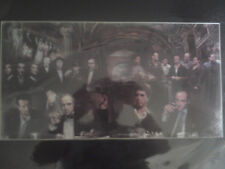 ultimate gansters heat godfather a3 print mounted & foam backed