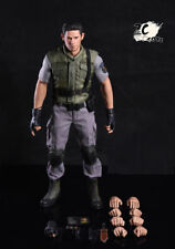 1:6th Scale Figure Chris Redfield Action Full Set Doll Clothing 12'' Model Toys