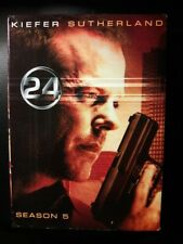 """""""24"""" Complete Season 2 DVD With SPECIAL FEATURES & EXTRA BONUS DISC!!!"""