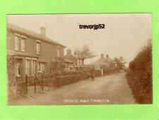 Beccles Road Thurlton Nr Reedham unused RP pc 1915 Ref B81