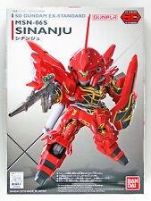 Bandai SD Gundam Ex-Standard 105060 MSN-06S SINANJU Non Scale Kit