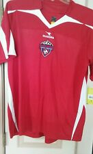 Diadora High Country Avalanche Soccer #15 Jersey Shirt Mens L