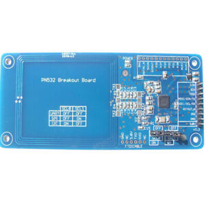 NFC PN532 13.56Mhz IC Reader Module ISO14443 TypeA/B Compatible Arduino