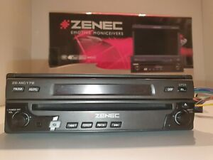 Auto Radio zenec ZE MC 172 DVD LCD Display  Monitor Resiver 7 Zoll + Kabel + OVP