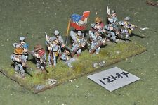 25mm ACW / confederate - american civil war infantry 13 figures - inf (12484)