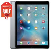 Apple iPad 5th Gen 2017 128GB, Wi-Fi , 9.7Inch - Space Gray - Great (R-D)