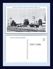 CALIFORNIA SANTA CLARA CO. SUNNYVALE JOSHUA HENDY IRON WORKS POSTCARD CIRCA 1945