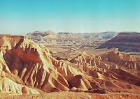 A1| Israel Desert Mountains Poster Size 60 x 90cm Landscape Poster Gift #16636