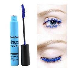 Waterproof Blue Mascara Curling Eyelash Extension
