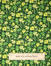 Happy Campers Green Leaf Foliage Leaves South Sea Imports Cotton Fabric YARD