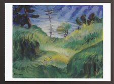 EMILY CARR Untitled (Rhythm of Nature) (1937) ART ARTWORK PAINTING POSTCARD