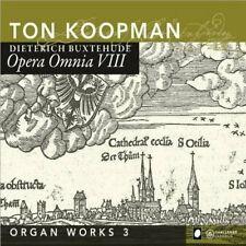 Ton Koopman - Complete Works 8: Organ Works [New CD]