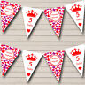 Personalised Children's Birthday Party Banner Bunting Decoration Lots Of Designs