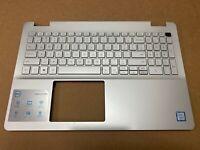 Genuine OEM Dell Inspiron 15 5584 Palmrest English US Backlit Keyboard DFX5J B