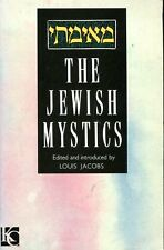 Jacobs, Louis (editor) THE JEWISH MYSTICS Paperback BOOK