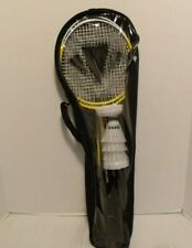 Carlton Badminton Combination Set 4 Rackets 3 Shuttlecocks Carry Bag  EEUC
