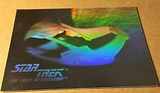 Star Trek The Next Generation cards INSERT HOLOGRAM - ROMULAN WAR - Card #03H